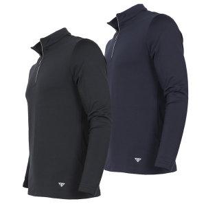 가을 겨울 남성 작업복 등산복 상의 기모티셔츠 발열