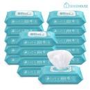 세균닦는 행주티슈 15팩(CN7869) 청소용 물티슈