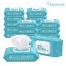 세균닦는 행주티슈 20팩(CN7870) 청소용 물티슈