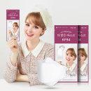 KF94 국산 마스크 식약처인증 의약외품 화이트 100매_