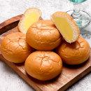 슈크림빵 제과명가에서만든 미니 슈크림빵 24개입