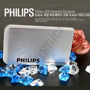 필립스 SDE1271외장케이스 2.5인치 EIDE