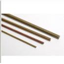 황동선/황동봉/황동/구리선/황동구리선/직선봉/길이 1m/ 두께 3.0mm~5.0mm/