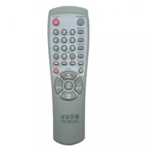 하나로 삼성전용 TV리모콘 106C /비디오/이전채널가능/00106C/삼성티비리모컨