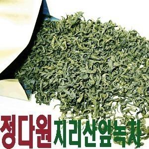 정다원지리산잎녹차5+1행사/햇차녹차잎/하동녹차/비누