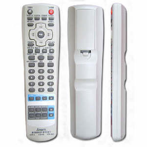 아남 TV 리모컨/KTR-1/KTR-2 3