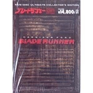 블레이드 러너 (Blade Runner) U.E 5디스크/디지팩+아웃케이스 [수입한정판]