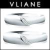 VLIANE 브리앙 14K 세그웨이 다이아몬드 커플링 세트