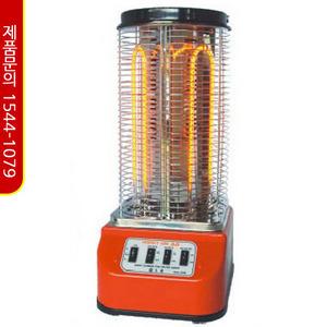 그레이스 근적외선 히터/HV-1050/초절전 전기히터/고효율 원통히터 ...