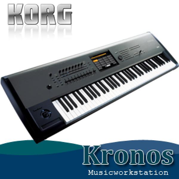 [피스뮤직] Korg/코르그/KRONOS 61/KRONOS61/KRONOS-61/크로노스61/뮤직워크스테이션/61 코르그신디사이저