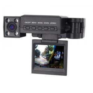 신상품 2채널 블랙박스 JW-4300/ 1280x480 고해상도/듀얼랜즈 장착