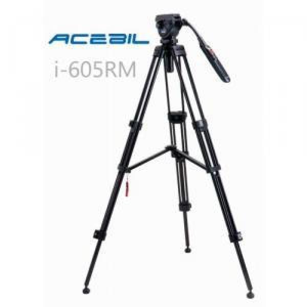 ACEBIL 고급 업무용삼각대 i-605RM/소니1170RM 동급성능 리모트 콘트롤기능