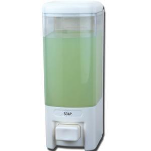 V-8101 물비누 디스펜서/주방 화장실 샤워실용/물비누용기600ml/물비누통/핸드워시 샴푸통/청소용품/청소기