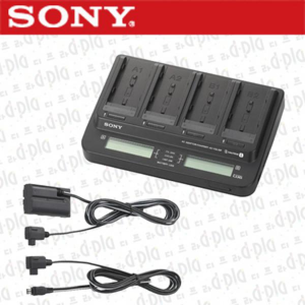 AC-VQL1BP SONY 배터리 4개 충전기 AC어댑터 NP-F970 F770 F570
