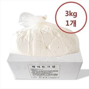 금강월드 와플크림 화이트 3kg
