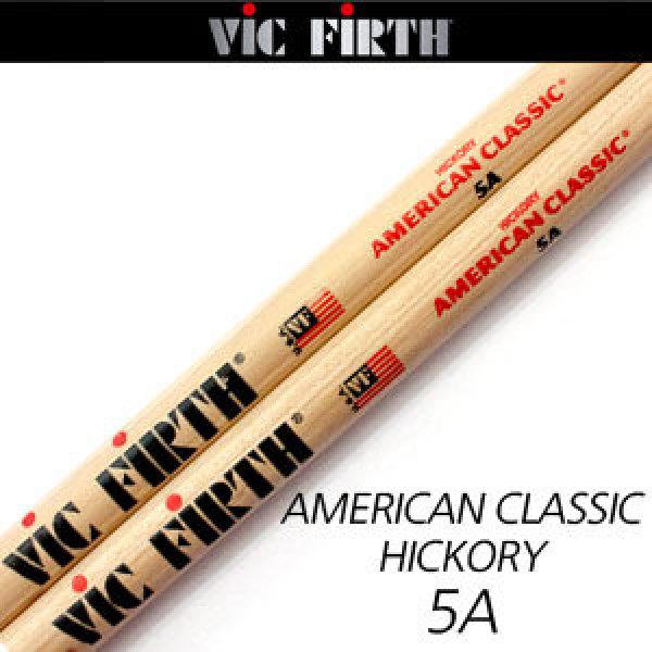 빅퍼스5A VicFirth Vic Firth American 5A 드럼스틱