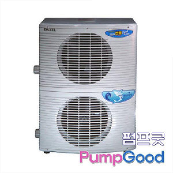 [펌프굿]DA-3000C 삼상3마력/대일냉각기/산업용냉각기/저온냉각기/수족관/해수냉각기