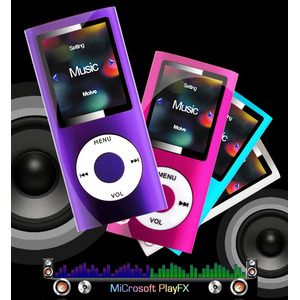 MP3 MP4 동영상 4G 8G 선택 삼성메모리 FM라디오
