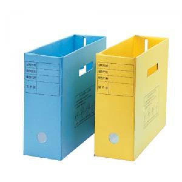 문서보존용상자(A4/청색/OfficeDEPOT)