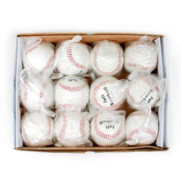 연습용 야구공 Soft Baseball/베이스볼
