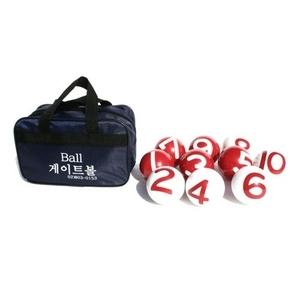 대덕 게이트볼공 경기용공(국산)