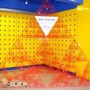 [포디프레임] 시에르핀스키삼각형 (정삼각 5단계) 시에르핀스키 정삼각5단 학교인기상품