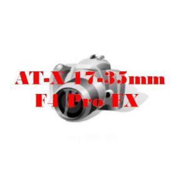 토키나 AT-X 17-35mm F4 Pro FX