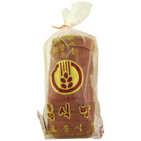 우리밀 통밀 식빵 400g / 무방부제 통밀빵 산지직송