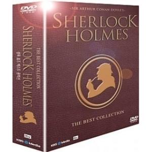 셜록홈즈 (The Adventures of Sherlock Holmes 1984) 베스트 DVD컬렉션/4디스크