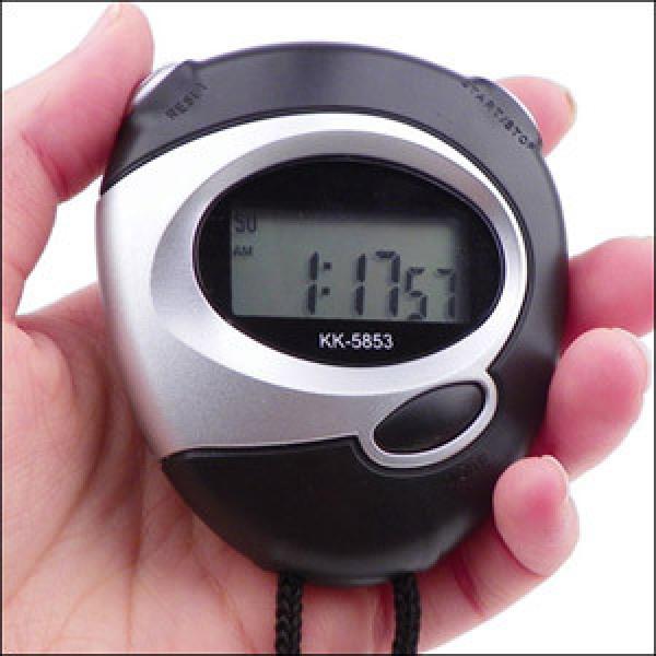 [스포츠 스톱워치] 타이머+초시계+알람+시계+LAP/탁상시계/알람시계 스탑워치 수능시계 수험생/주방 사은품