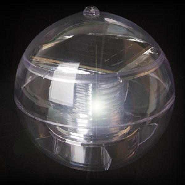 [도매짱] [태양열 방수 정원등] 부표등/태양광정원등/태양열정원등/솔라등/실내분수/인테리어 조명/LED 램프/야외등