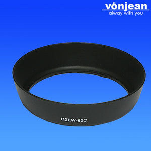 캐논 EW-60C 용 호환 후드 (EF-S 18-55mm f3.5-5.6 / EF 28-80mm f3.5-5.6 / EF 28-90mm f4-5.6 렌즈 전용)