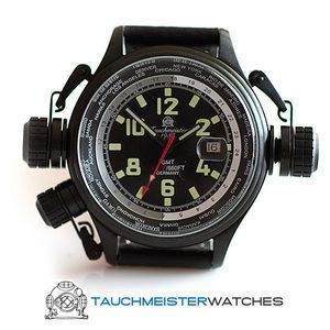 [저먼와치스] 독일 타욱마이스터 유보트 잠수함 다이버시계