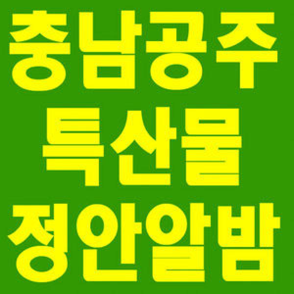 백종원 맛남의광장 방송농장/깐밤/공주 늘푸른농원 /