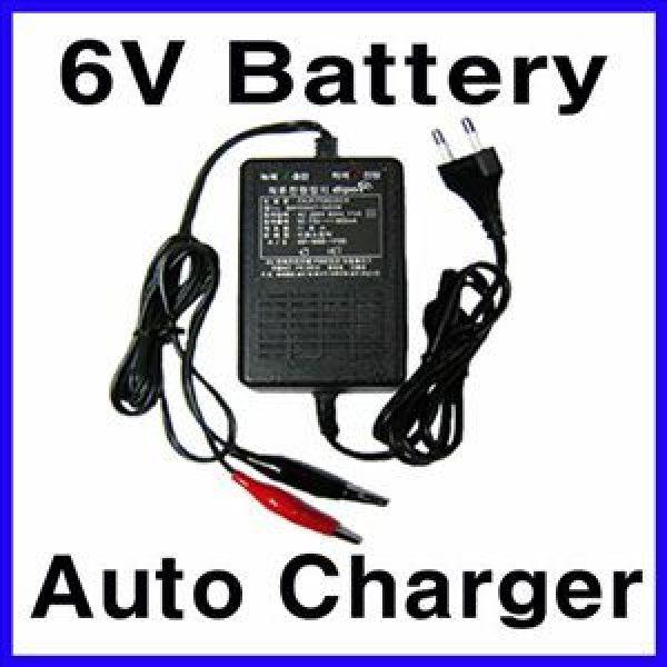 6V1A 연축전지 충전기 배터리 장난감 전동차 오토바이