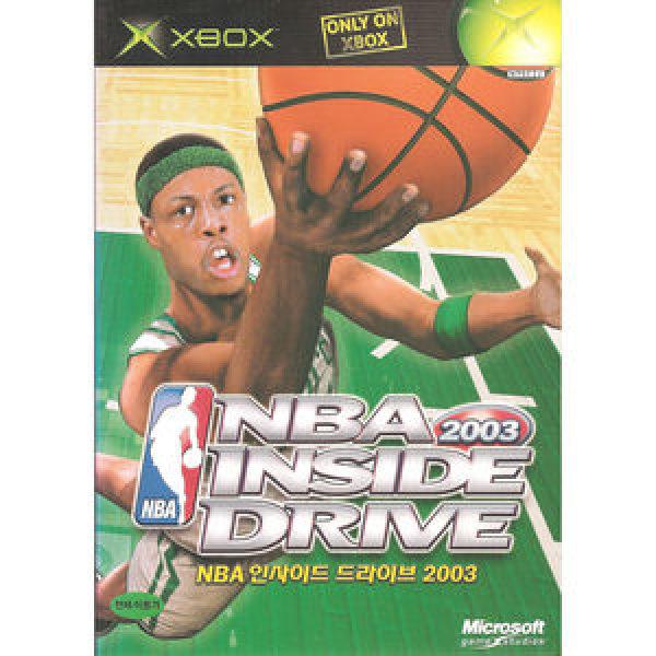 NBA 인사이드 드라이브 2003(XBOX) [정식발매/중고제품/총알배송]