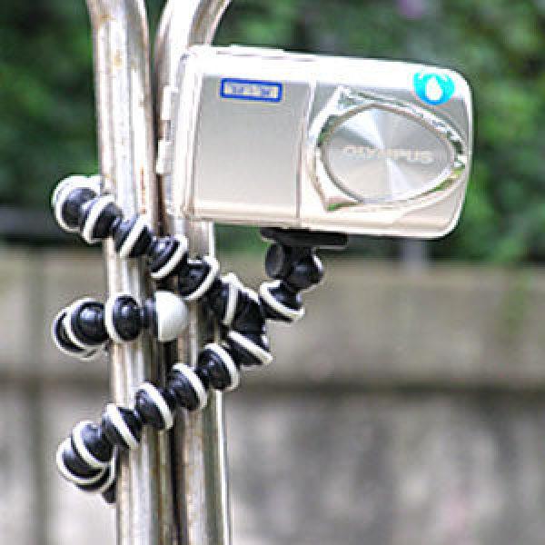 고릴라 포드 33개관절 미니 삼각대/디카.DSLR.웹캠/여행.카메라.메모리카드.가방.렌즈