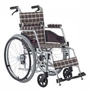 [미키] MC-22D 경량형(드럼브레이크형) 알루미늄 휠체어