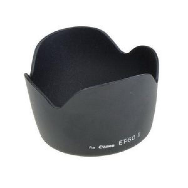 ET-60 II Lens Hood For Canon EF75-300MM F/4-5.6 III EF-S 55-250MM F/4-5.6 IS