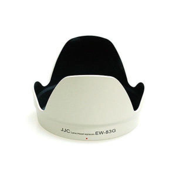 JJC 캐논 EW-83G 호환후드 (화이트베이지/LH-83G) - E