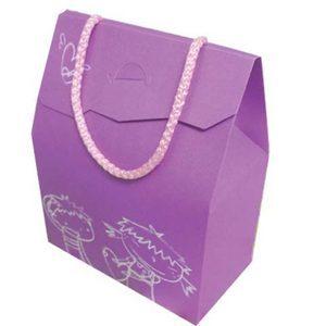 [선물상자/박스]꼬마그림보라상자 15x8x10.5 cm/50개