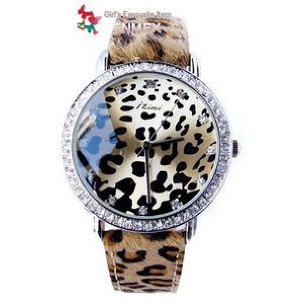 [[[SEXY]]] 여성용 호랑이 패션시계 /호피무늬 시계 /숙녀의 품격 정장시계 /생활방수/무료배송-초히트상품