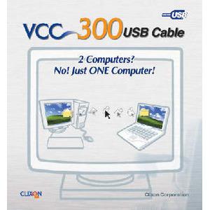 VCC-300 USB 케이블 소프트웨어