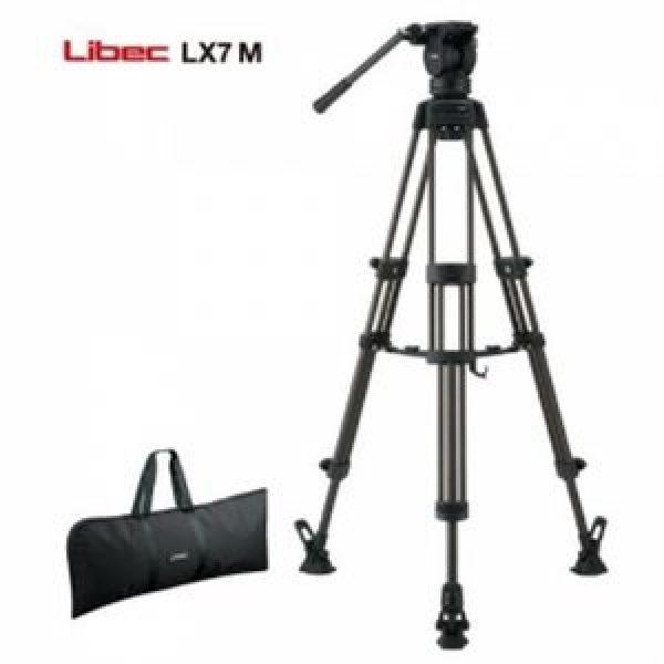Libec LX7 M 삼각대 / ENG/ 업무용삼각대/ 케이스포함