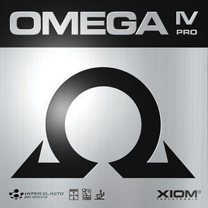 XIOM OMEGA4 PRO ( 오메가4 프로 )( 탁구러버