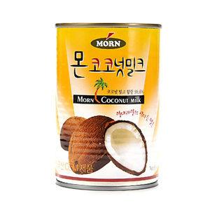 몬 코코넛밀크 400ml 코만푸드 코코넛 코코낫