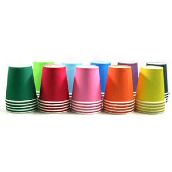 칼라컵(혼합-50개입)/칼라종이컵/colorcup