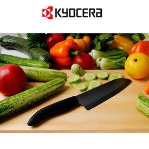 교세라 세라믹 나이프 블랙 (140mm)/정식수입품/무료배송/세라믹칼/식도