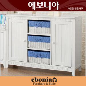 라탄서랍장 셀리아 3단서랍장/라탄바구니/수납장