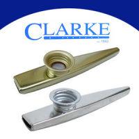 Clarke 클라크 카주/메탈 금속/연주자용 고급